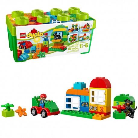 LEGO Duplo 10572 All-in-One-Box-of-Fun