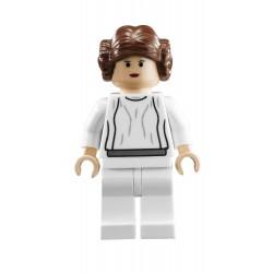 Princess Leia (White Dress, Light Flesh)