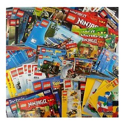 LEGO Instructions Books