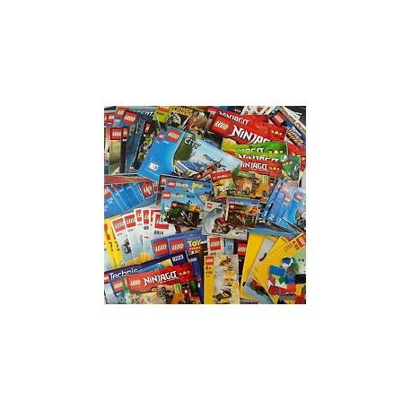 LEGO Instructions Books