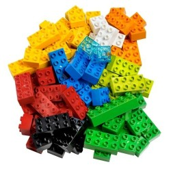 LEGO Brick Your Own Creation Duplo Bricks