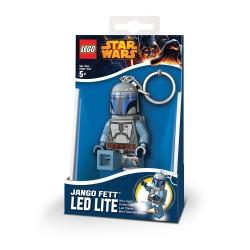 LEGO Jango Fett Key Light