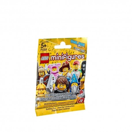 LEGO Collectible Minifigures 71007 Series 12