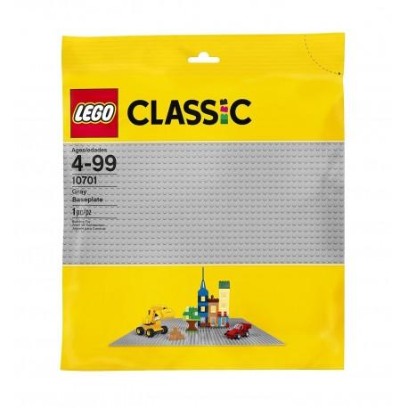 LEGO Classic 10701 Gray Baseplate