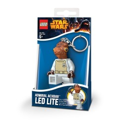 LEGO Star Wars Admiral Ackbar Key Light