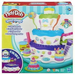 Play Doh Sweet Shoppe Cake Mountain Playset