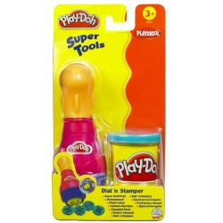 Play-Doh Super Tools - Dial 'n Stamper