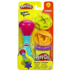 Play-Doh Super Tools - Squeeze 'n Popper