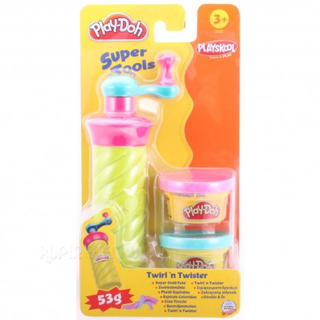 Play-Doh Super Tools - Twirl 'n Twister