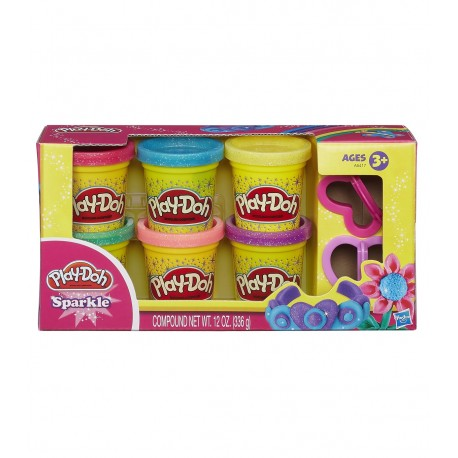 Play Doh Sparkle Compound