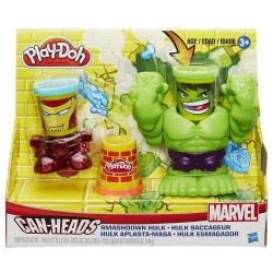 Play-Doh Marvel Smashdown Hulk