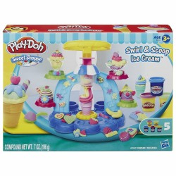 Play Doh Swirl N Scoop Ice-Cream