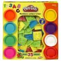 Play-Doh Numbers Letters n Fun