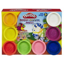 Play Doh Rainbow Color Starter