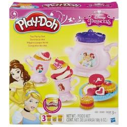 Play-Doh Disney Princess Tea Party Set