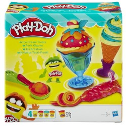 Play Doh Ice Cream Treats