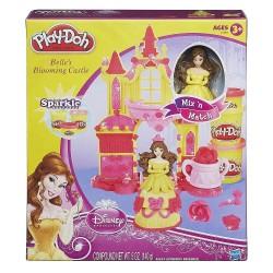 Play Doh Disney Princess Belles Castle