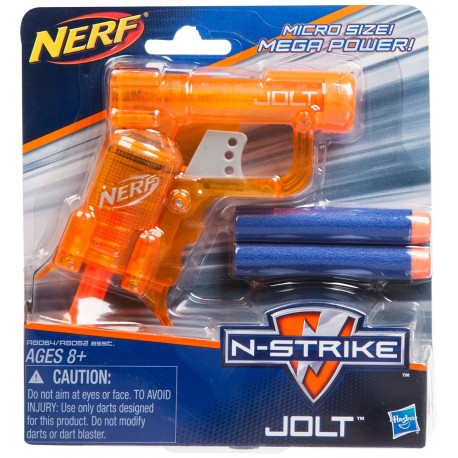 Nerf N-Strike Elite Jolt Blaster (Orange)