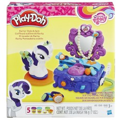 Play-Doh My Little Pony Rarity Style And Spin Set