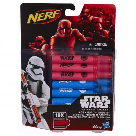 Star Wars Nerf Episode VII Dart Refill