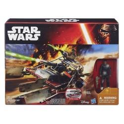Star Wars The Force Awakens 3.75-inch Vehicle Jakku Landspeeder