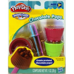 Play Doh Sweet Shoppe Chocolate Pops