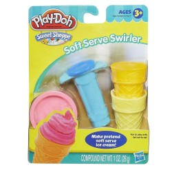 Play-Doh Sweet Shoppe Soft Serve Swirler Set