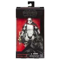 Star Wars The Force Awakens Black Series 6 Inch Captain Phasma