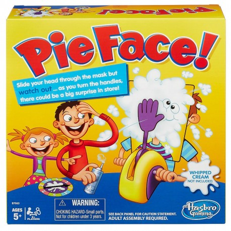 Pie Face Spillet