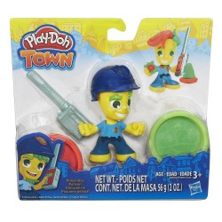 Play Doh Town Police Boy