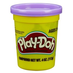 Play Doh Single Can - Purple