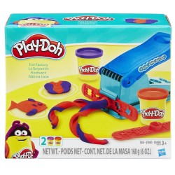 Play Doh Basic Fun Factory Toy