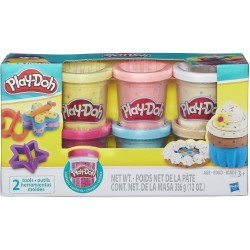 Play Doh Confetti Compound Collection