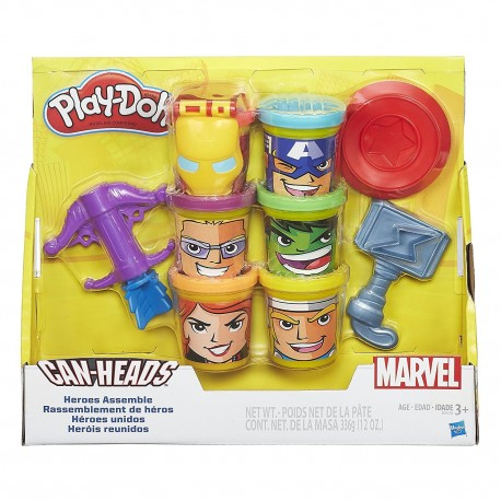 Play-Doh Marvel Heroes Assemble