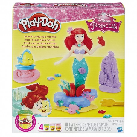 Play-Doh Ariel & Undersea Friends