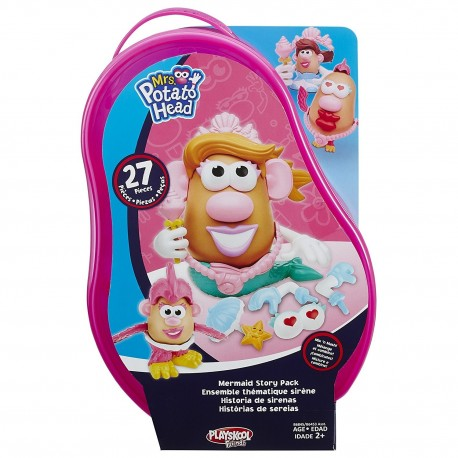 Playskool Friends Mrs. Potato Head Mermaid Story Pack