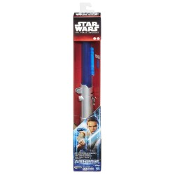 Star Wars The Forces Awakens Rey (Starkiller Base) Electronic Lightsaber