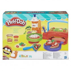 Play-Doh Twirl N Top Pizza Shop Pizzeria Pizza Maker Playset