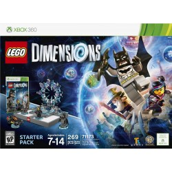 LEGO Dimensions 71173 Starter Pack: Xbox 360 [R2]