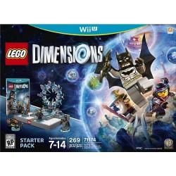 LEGO Dimensions 71174 Starter Pack: Wii U [R2]
