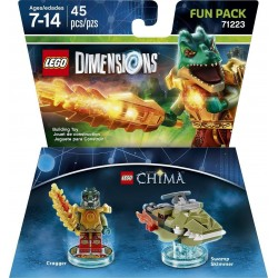 LEGO Dimensions 71223 Fun Pack: Cragger
