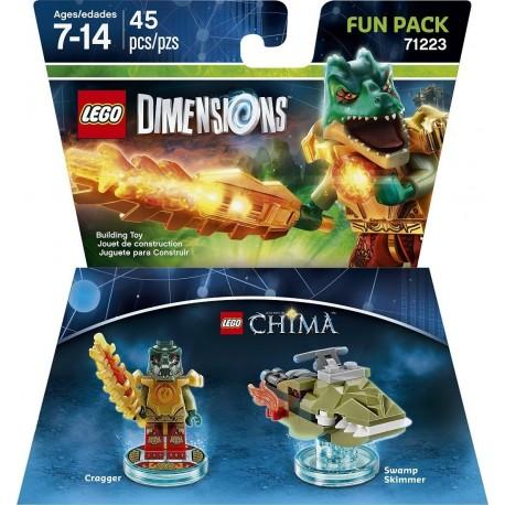 LEGO Dimensions 71223 Fun Pack: Cragger