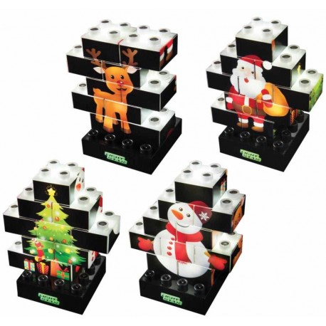 Light Stax LED XMAS-Edition PUZZLE