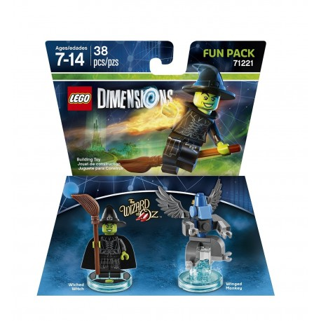 LEGO Dimensions 71221 Fun Pack: Wicked Witch