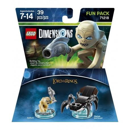 LEGO Dimensions 71218 Fun Pack: Gollum