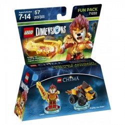 LEGO Dimensions 71222 Fun Pack: Laval