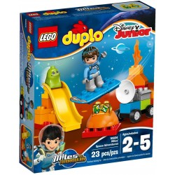 LEGO Duplo 10824 Miles' Space Adventures
