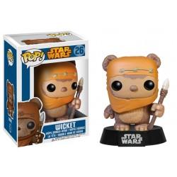 Funko Pop! Star Wars 26: Wicket