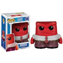 Funko Pop! Disney/Pixar 136: Inside Out - Anger