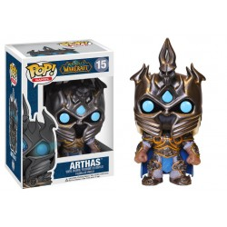 Funko Pop! Games 15: World Of Warcraft - Arthas